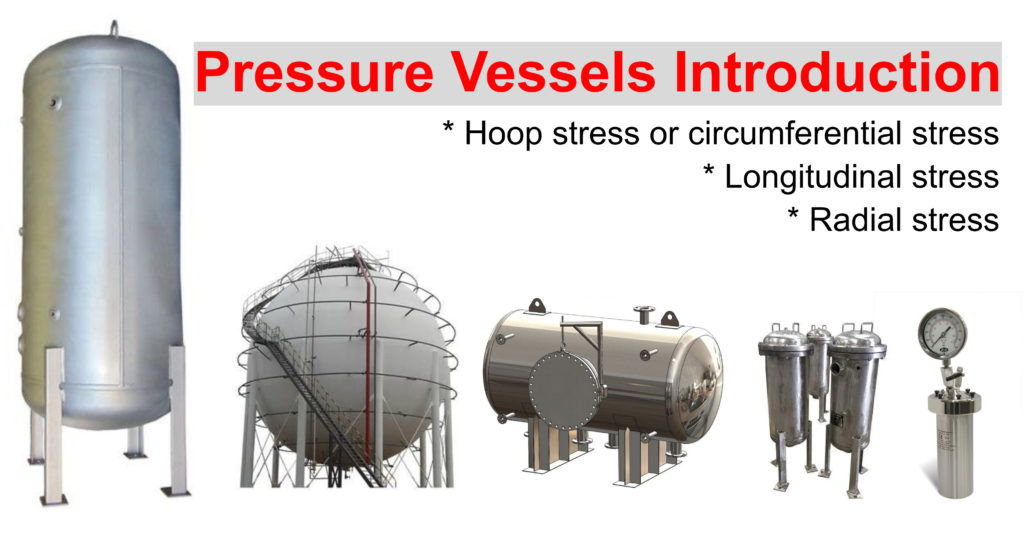 Pressure Vessels Introduction
